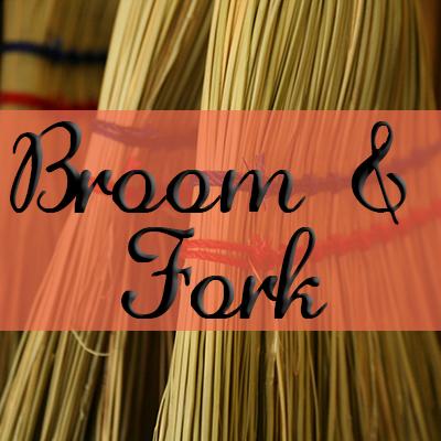 Brooms & Forks
