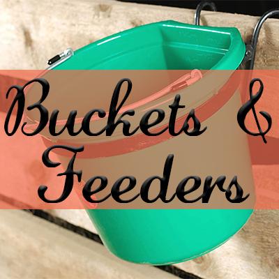 Buckets & Feeders