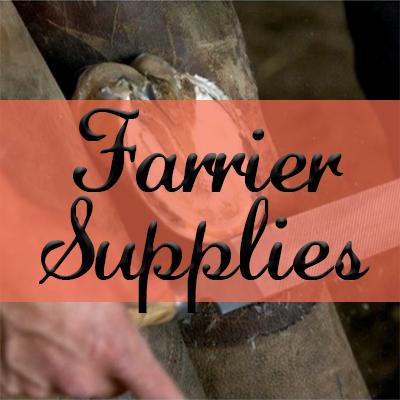 Farrier Supplies