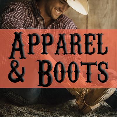 Apparel & Boots
