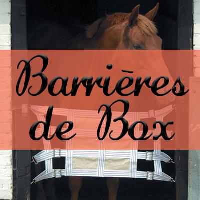 Barrières de Boxes