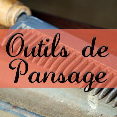 Outils de pansage