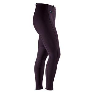 Pantalon Genoux Renforcés Irideon Cadence Stretch-Cord pour Femme - Pourpre