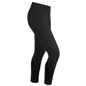 Pantalon Genoux Renforcés Irideon Hampshire pour Femme - Noir