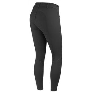 Pantalon Fond Peau Irideon Techfleece Hampshire - Noir