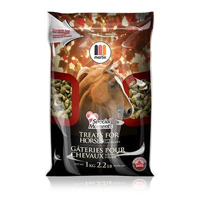 Martin Treats for Horses 1kg - Maple Flavour