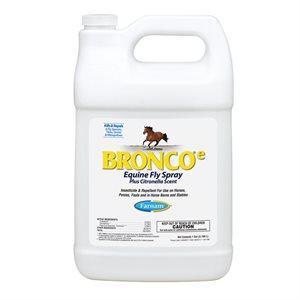 Farnam Bronco Equine Fly Spray - 3.78L