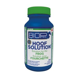 Biopteq Hoof Solution Natural Unguent 180g