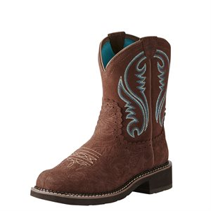 Ariat Ladies ''Fatbaby Heritage'' Western Boots