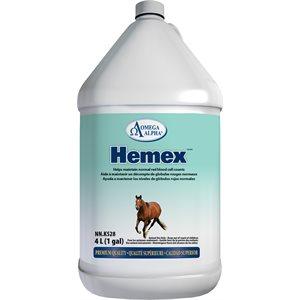 Omega Alpha Hemex 4L