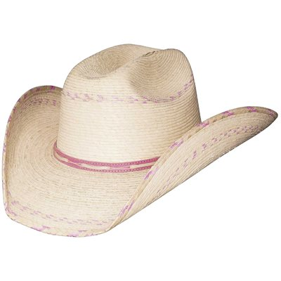 Bullhide Kid's Candy Kisses Straw Cowboy Hat