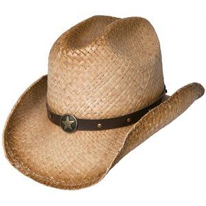Bullhide Kid's Rising Star Staw Cowboy Hat