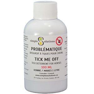 Simples Solutions Tick Me Off Tick Deterrent 100ml
