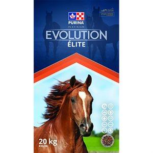 Purina Evolution Elite Horse Feed 20kg