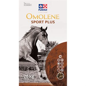 Purina Omolene Sport Plus Horse Feed 20kg